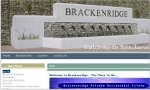 Brackenridge Home Owners Association