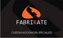 Fabrikate Business Card Design